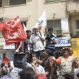 CAIRO — Thousands of workers packed into Cairo's Tahrir Square on Sunday, demanding social justice in post-revolt Egypt as they celebrate their first Labour Day in three decades without ousted president Hosni Mubarak.
