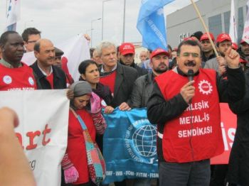 Representatives of the independent union WAC-Ma'an took part in an international trade union conference in Istanbul in November, initiated by the LabourStart website and hosted by Turkish unions. Participants included some 100 representatives from 30 countries, among them European states, Australia, North America, Africa and Iran. However the most notable delegates came from the Arab states including the those who experienced firsthand the recent revolutions: Egypt and Tunisia. The conference concentrated primarily on the issue of the international workers' movement and the Arab Spring.