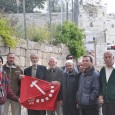 <p>On Sunday, 3 Nov. 2013, the Israel Antiquities Authority (IAA) in Jerusalem will directly employ 13 workers who had been employed for years via a manpower company. </p>