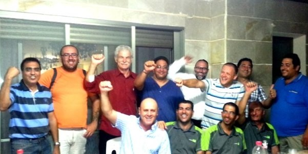 On Wednesday September 9, 2015, Movilei Dror, one of biggest Road Haulage Companies in Israel, has announced that it will recognize WAC-MAAN as the representative union for its drivers and...
