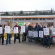 This morning, truck drivers at the leading haulage company Movilei Dror went on strike. A protest vigil is being held in the Migdal Ha'emeq industrial zone, at the entrance to...