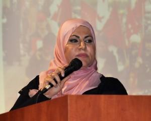 Moderator Wafa Tiara, WAC-MAAN