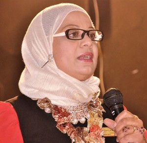 Fadwa Mawasi, Head of the Baqa al-Gharbia Women's Council