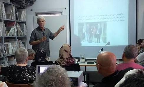 The Independent Trade Union Centre WAC MAAN held its 17th AGM on June 10 in Tel Aviv. Notable among those present were workers organized by WAC, including representatives of Palestinians […]
