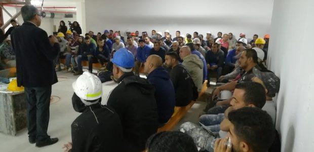 In an application to the Israeli Payments Authority (PIBA), the workers' rights organization Kav LaOved (KLO) and WAC-MAAN (WAC) demanded that Palestinian workers be allowed to unionize as they like. […]