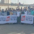 The Palestinian workers at Green Net Recycling are unionized with WAC-MAAN. They are protesting harsh working conditions, which include being forced to sleep at the plant during the pandemic in […]