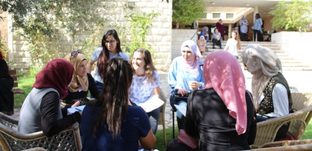 Throughout the difficult period of Covid-19, the Women's Empowerment group in Baqa al-Gharbia has continued its activities, led by its moderator, Hana Taufik. During the first lockdown, which lasted from […]