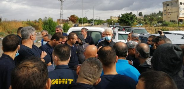 75 Palestinian employees of Yamit Filtration went on strike in November, after the company refused to negotiate on a collective agreement. Many of the strikers have been employed in the […]