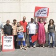 <p>The Jerusalem Labor Court heard yesterday (July 27) WAC-Maan's case against the Zarfati garage in the occupied West Bank. The garage recently fired the Workers' Committee chairperson, Hatam Abu Ziyada.</p>