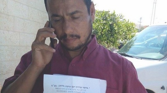 By Haggai Matar. Published on Local Call website onFebruary 16, 2016 Hatem Abu Ziadeh spent almost 20 years working at an auto repair shop in a West Bank industrial zone. […]